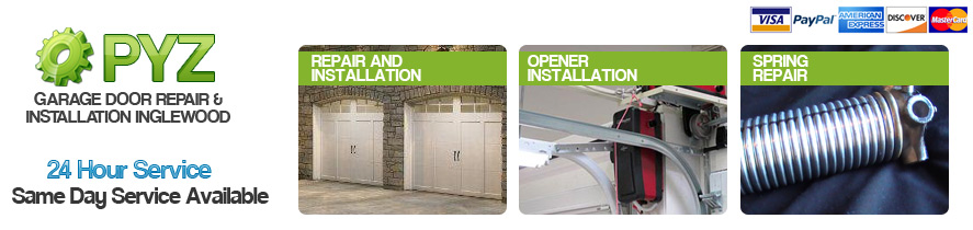 PYZ Garage Door Repair & Installation Inglewood - home